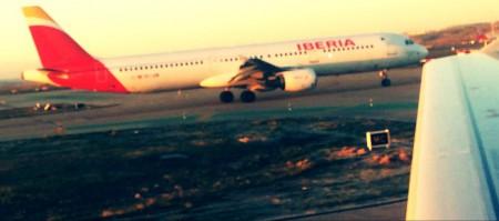 Iberia - Bordrollstuhl bestätigt und dann doch keiner dabei